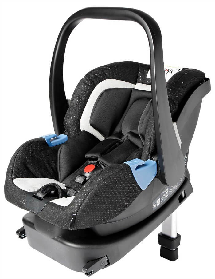 Recaro_Privia_isofix_base