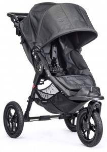 Baby Jogger City Mini GT Single - løbevogn testvinder