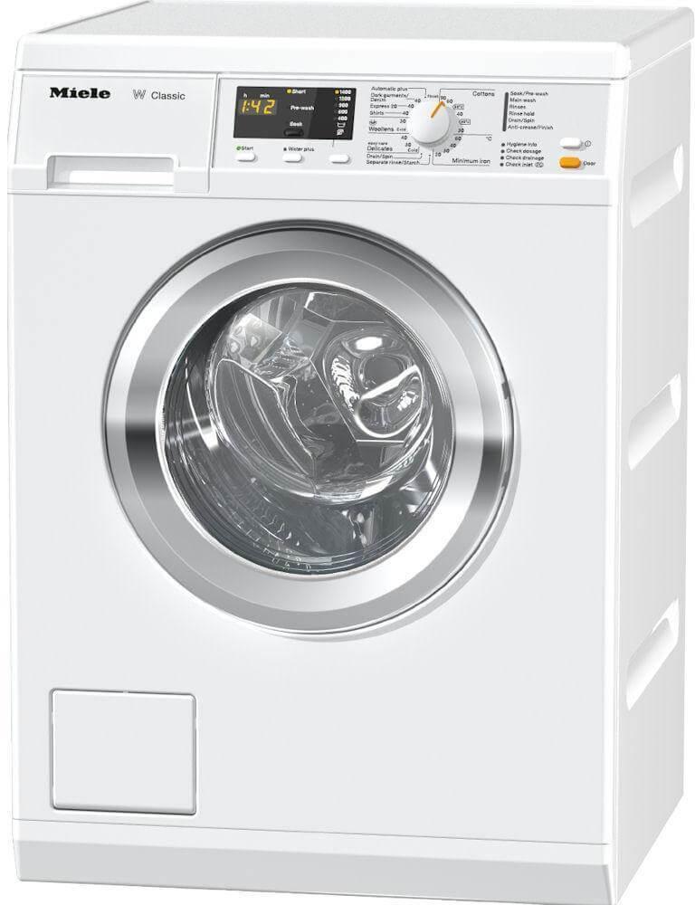 Miele-WDA111 vaskemaskine test