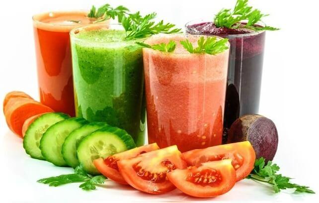 vitaminer i juice