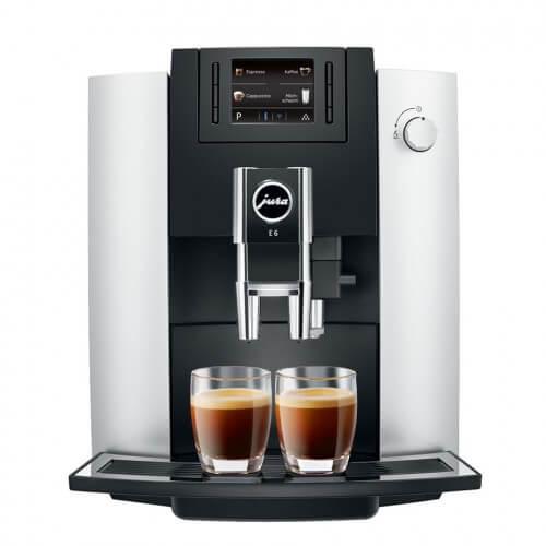Jura E6 espressomaskine test