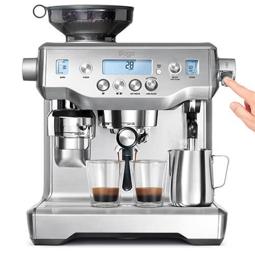 Espressomaskin Test → De bästa espressomaskiner (Bäst i