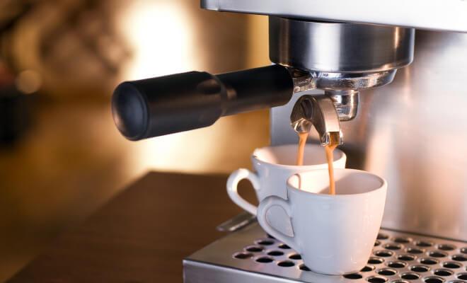 bästa latte maskinen