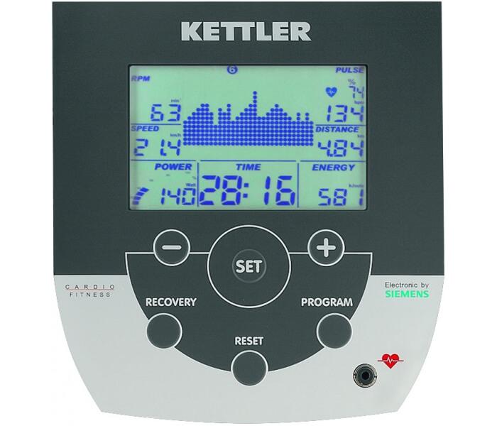 Kettler CTR 3 skærm
