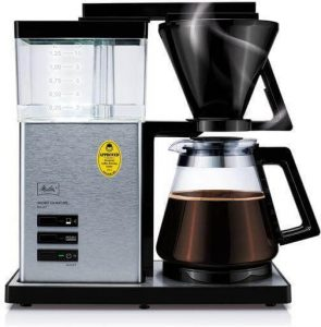 Melitta Aroma Signature Deluxe kaffemaskine testvinder