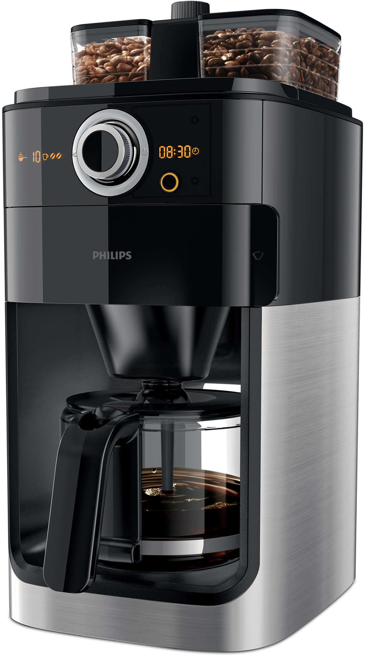 PHILIPS HD7766-00 GRIND & BREW