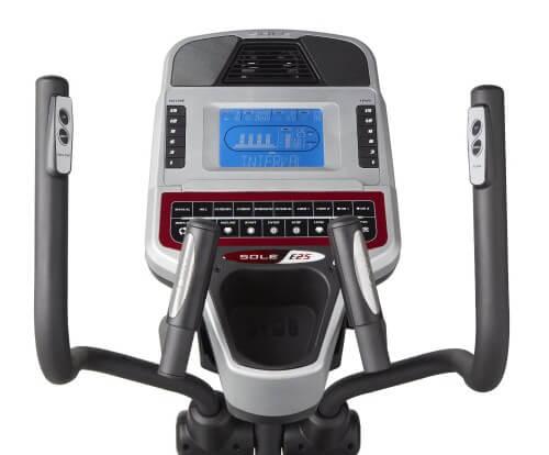 SOLE E35 crosstrainer fjernbetjening