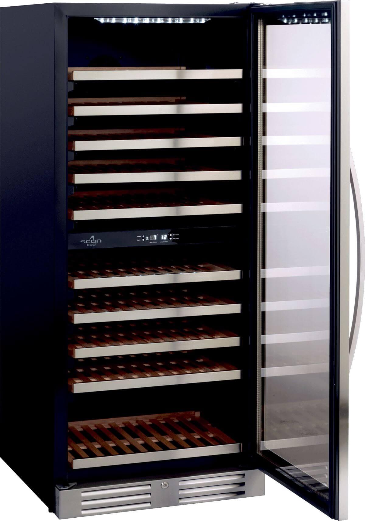 Scandomestic VK 902 vinkøleskab