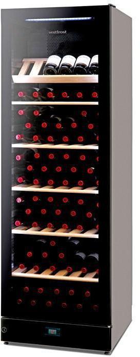 Vestfrost FZ414W vinkøleskab