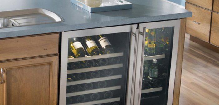 Vinkøleskab test – Find de bedste vinkøleskabe