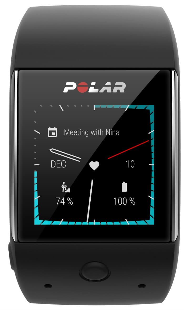 Polar M600 løbeur