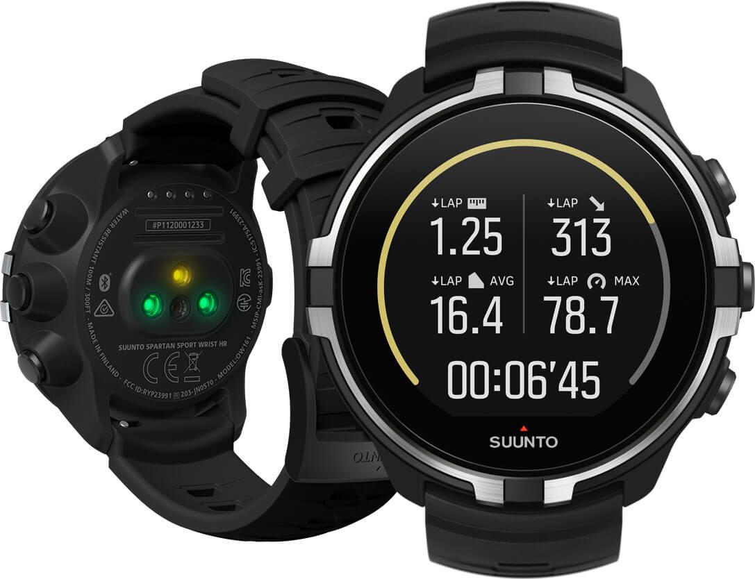 Suunto Spartan Sport Wrist HR løbeur