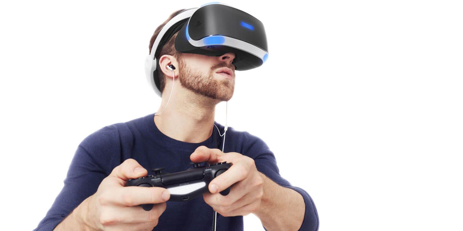 virtual reality briller test