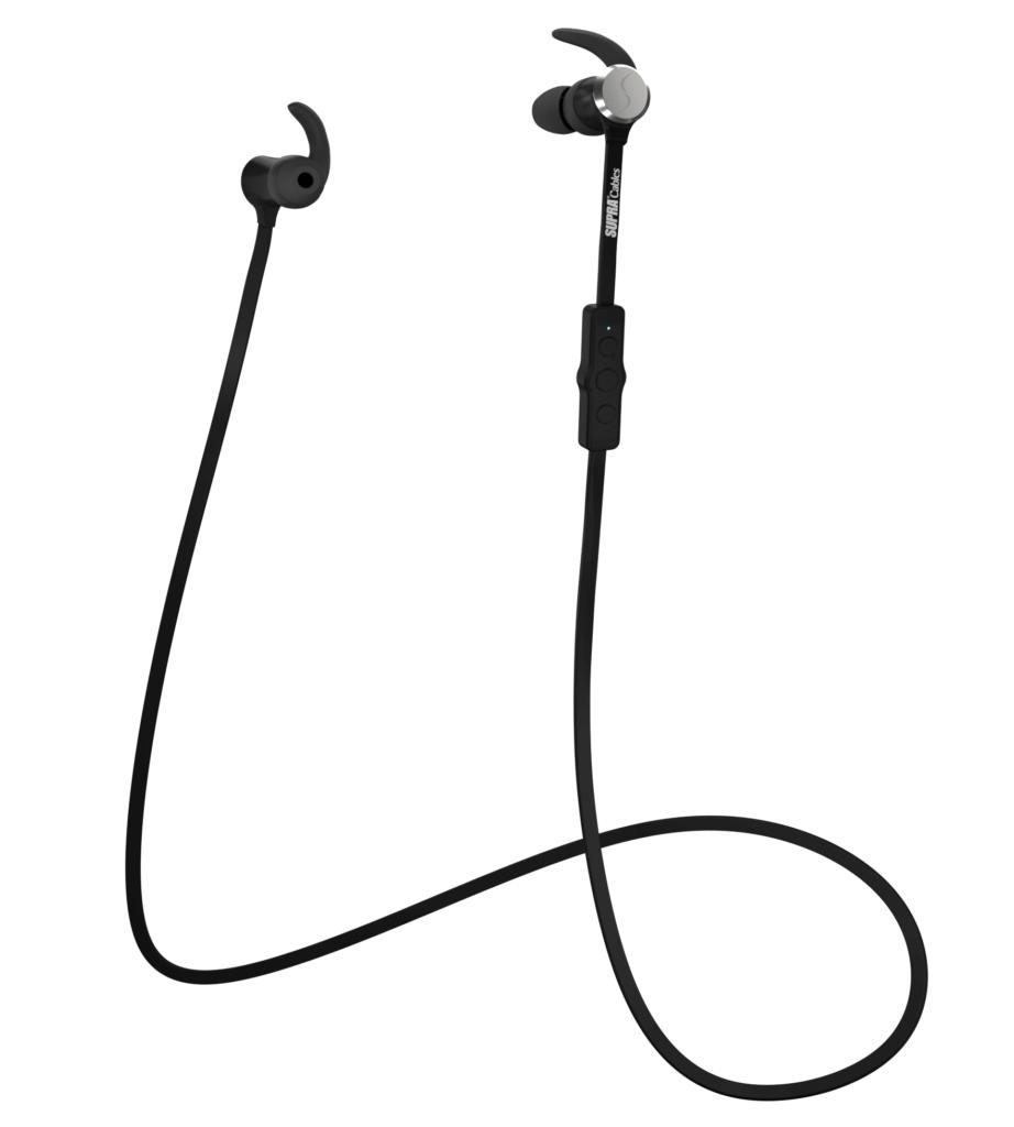 Supra Nitro-X hoeretelefoner