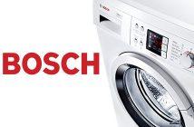 Bosch Vaskemaskine Test