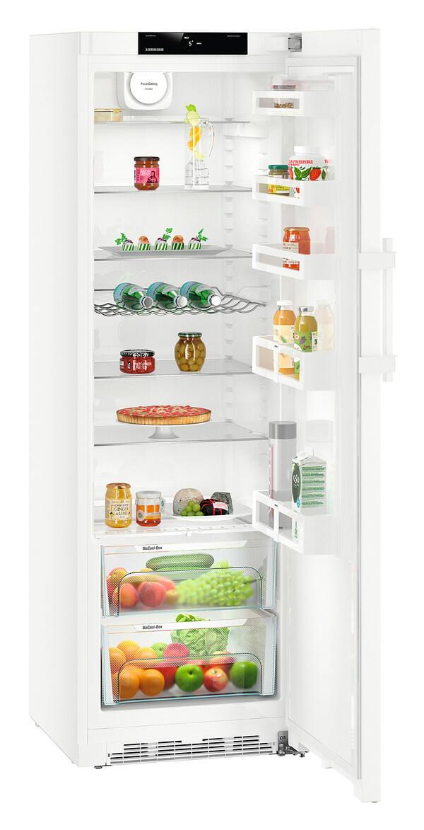 liebherr køleskab integrerbart