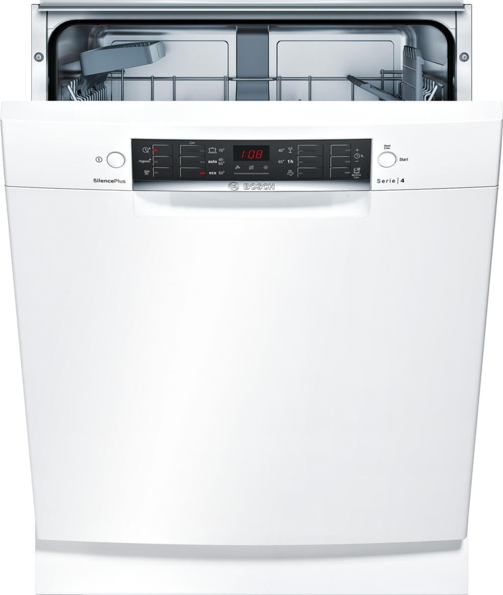 opvaskemaskinen Bosch SMU46CW01S