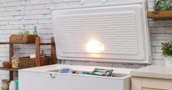 Kummefryser test