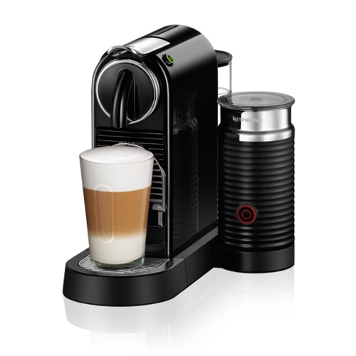 Nespresso Citiz & Milk Black D122