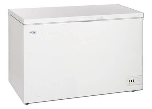 Scandomestic SB300A++ fryser