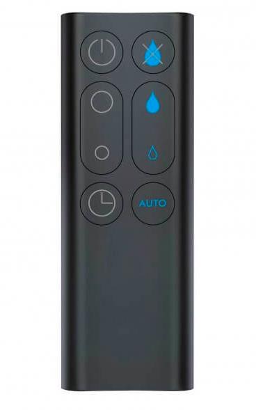 Dyson AM 10 remote