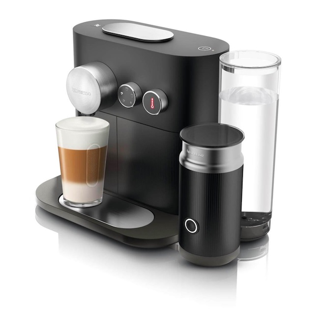 Nespresso Expert & Milk C85 coffee