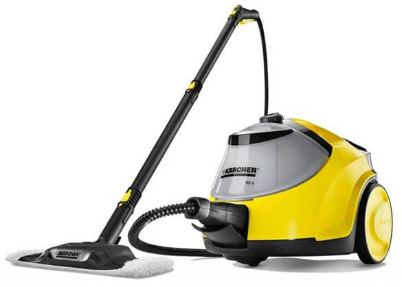 Karcher damprenser SC 4