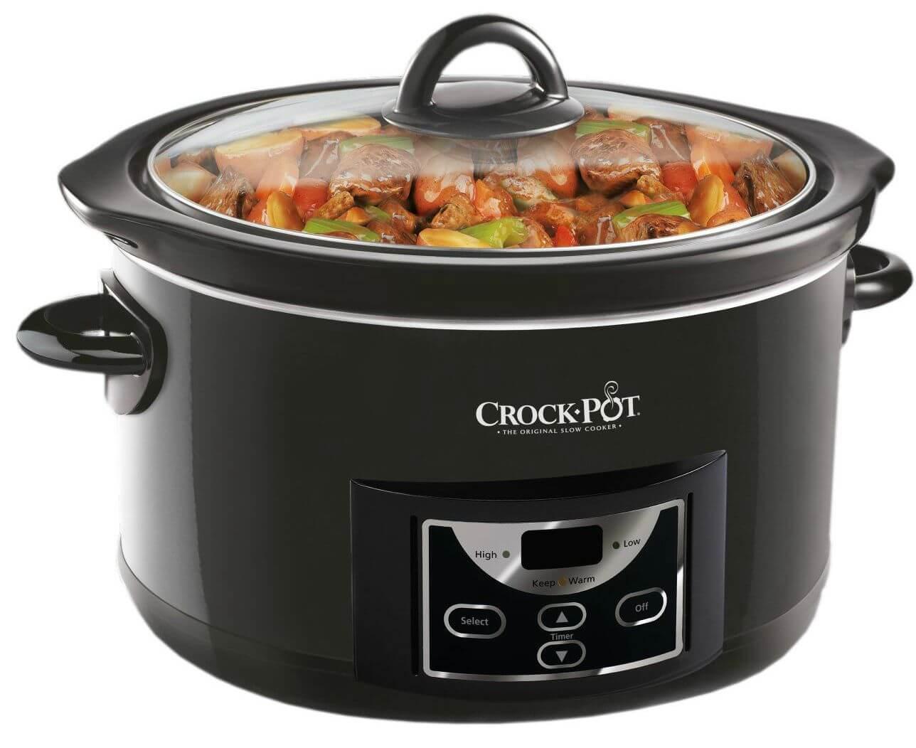 Crock Pot 4,7 L. Digital Slow Cooker