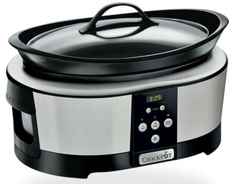 Crock Pot 5,7 L. Digital Slow Cooker