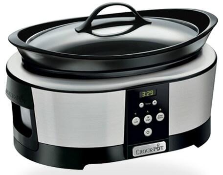 Crock Pot 5,7 L. Digital Slow Cooker