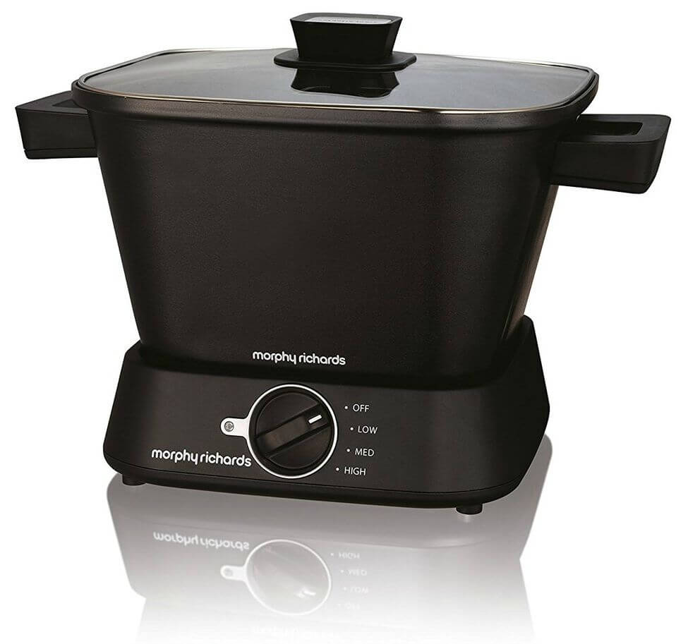 Morphy Richards Sear and Stew slow coooker