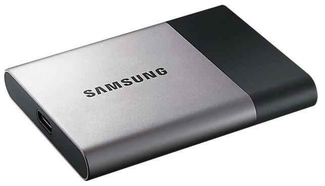 Samsung T3 ssd harddisk