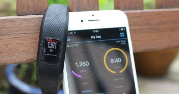 garmin vivofit 3 test