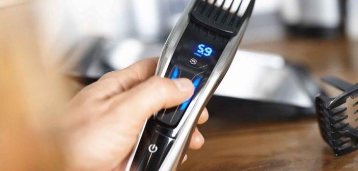 Haartrimmer test