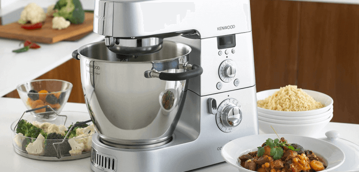 Kenwood kjøkkenmaskin test – Finn de beste Kenwood kjøkkenmaskinene