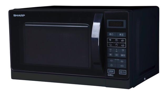 Mikroboelgeovn Sharp- R-642