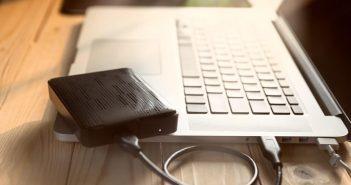 SSD haarddisk test
