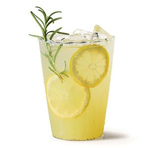Timian citron drik