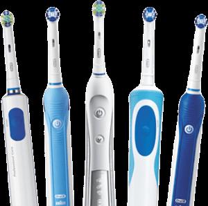 elektriske tandboerster