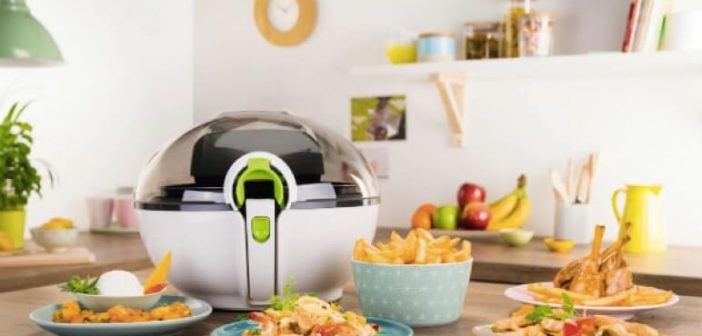 Tefal Actifry test