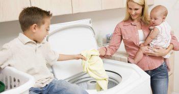 Toppmatad tvättmaskin test
