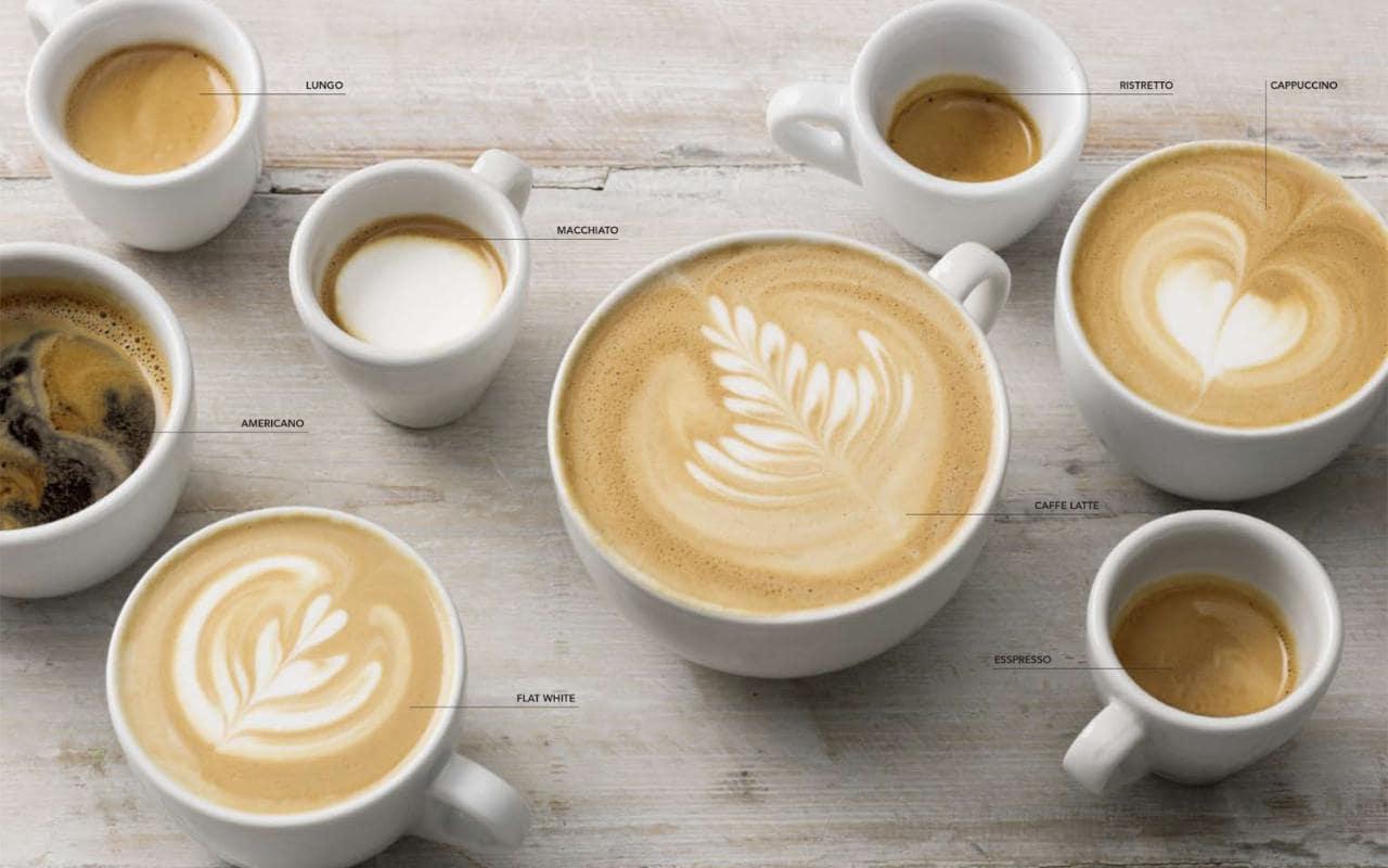 kaffetyper