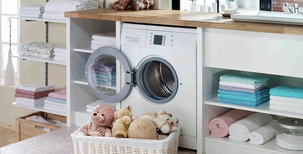 kombi vaskemaskine tørretumbler test
