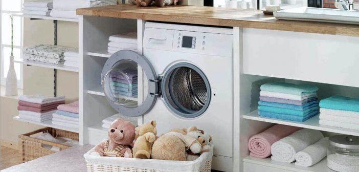 Kombinerad tvättmaskin och torktumlare test
