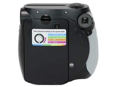 Polaroid PIC300 bagside