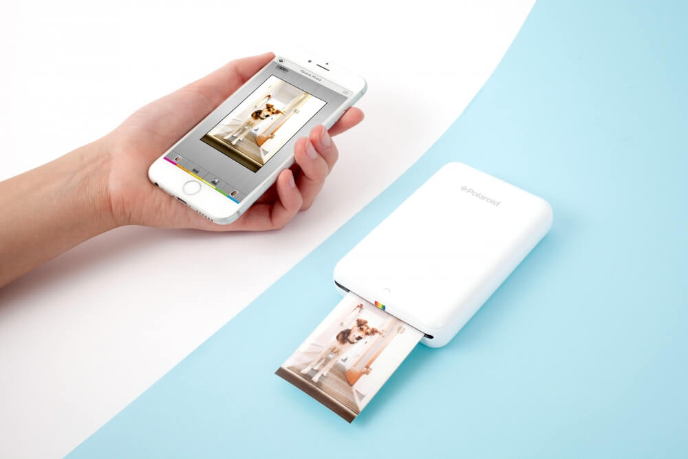 Polaroid Zip Mobile Printer 2