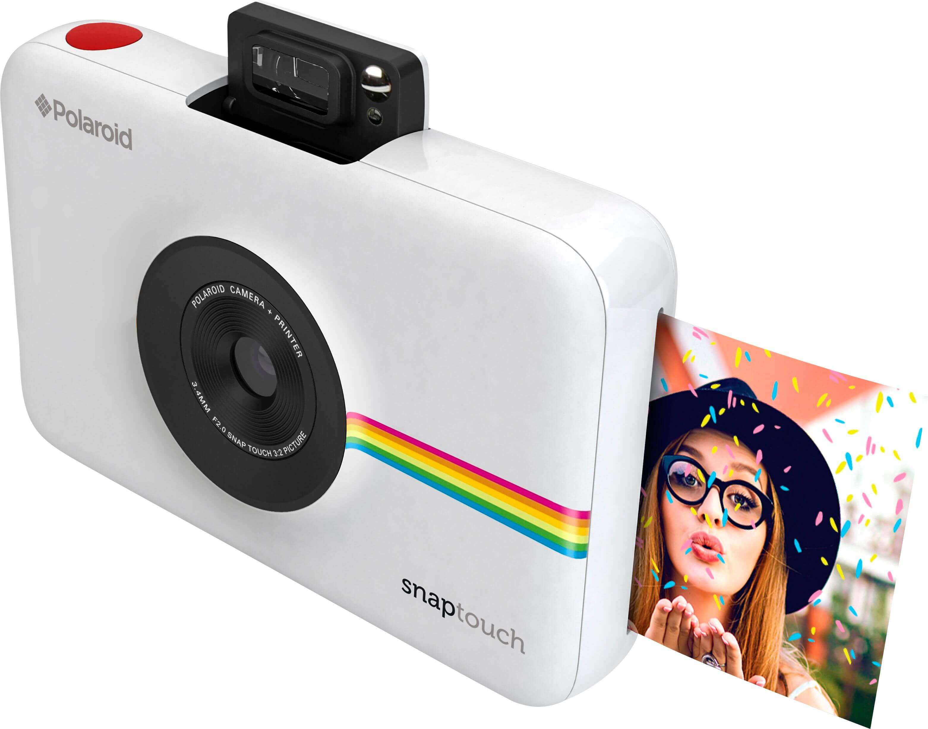 Polaroid snap touch kamera