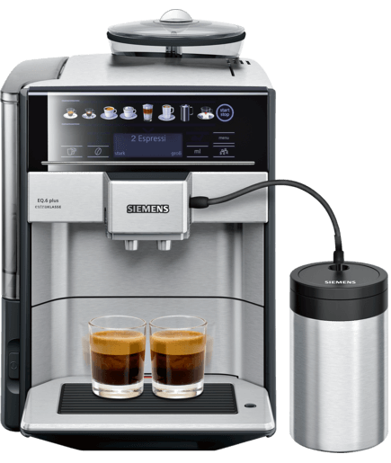 Siemens EQ. 6 Espressomaskin