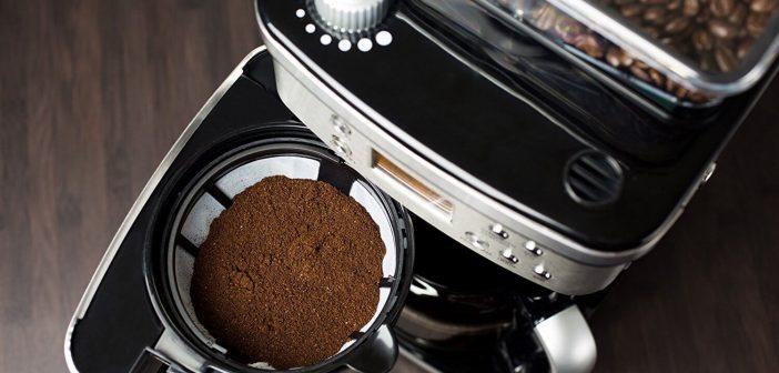 Kaffemaskine med kværn test 2020 – Find de bedste kaffemaskiner med kværn