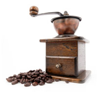 Kaffemoelle